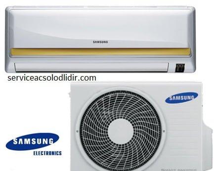 Service AC Samsung solo tenaga tehnisi
