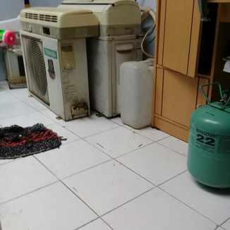 Harga isi freon AC Rumah 2018 Colomadu