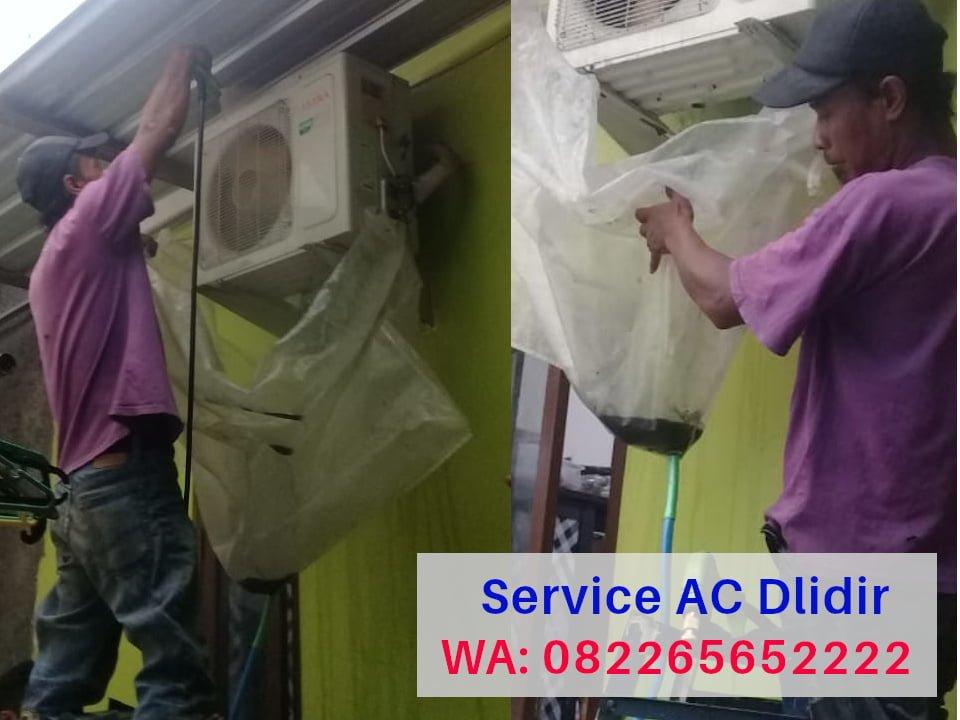 Service cuci AC Sragen terpercaya bergaransi