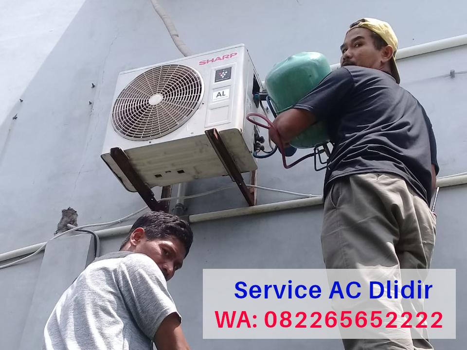 Service cuci AC Boyolali terpercaya bergaransi