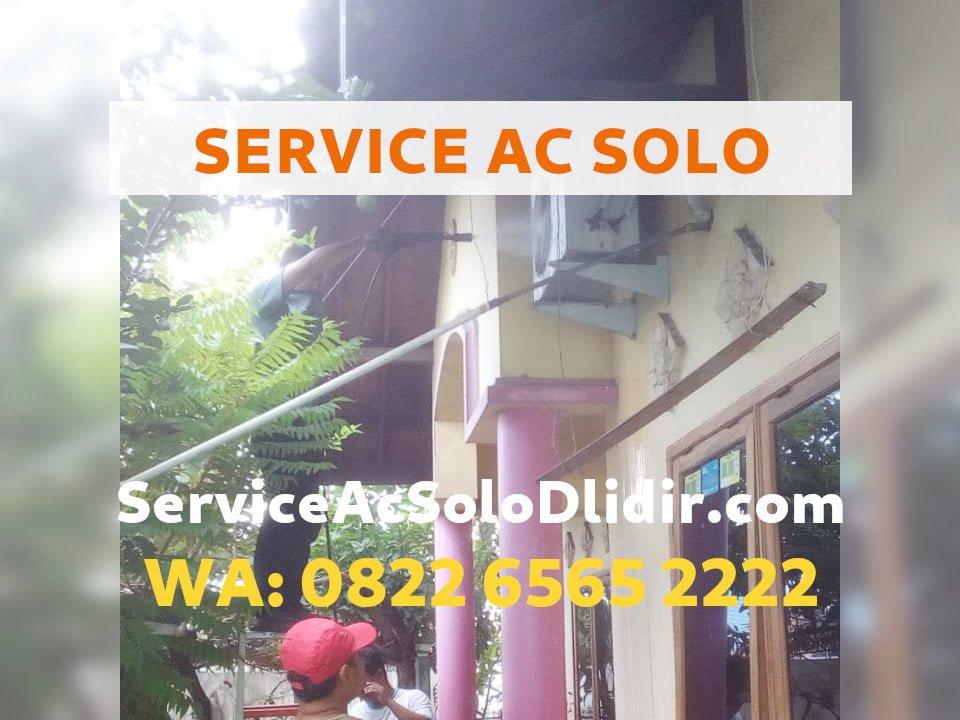 Service AC Ruangan Karanganyar Biaya Murah Layanan Ramah