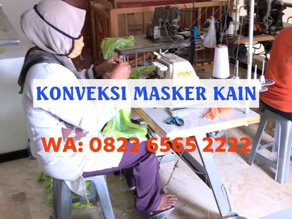 Keuntungan Memesan Masker Kain Berkualitas di Konveksi Masker Kain Dlidir