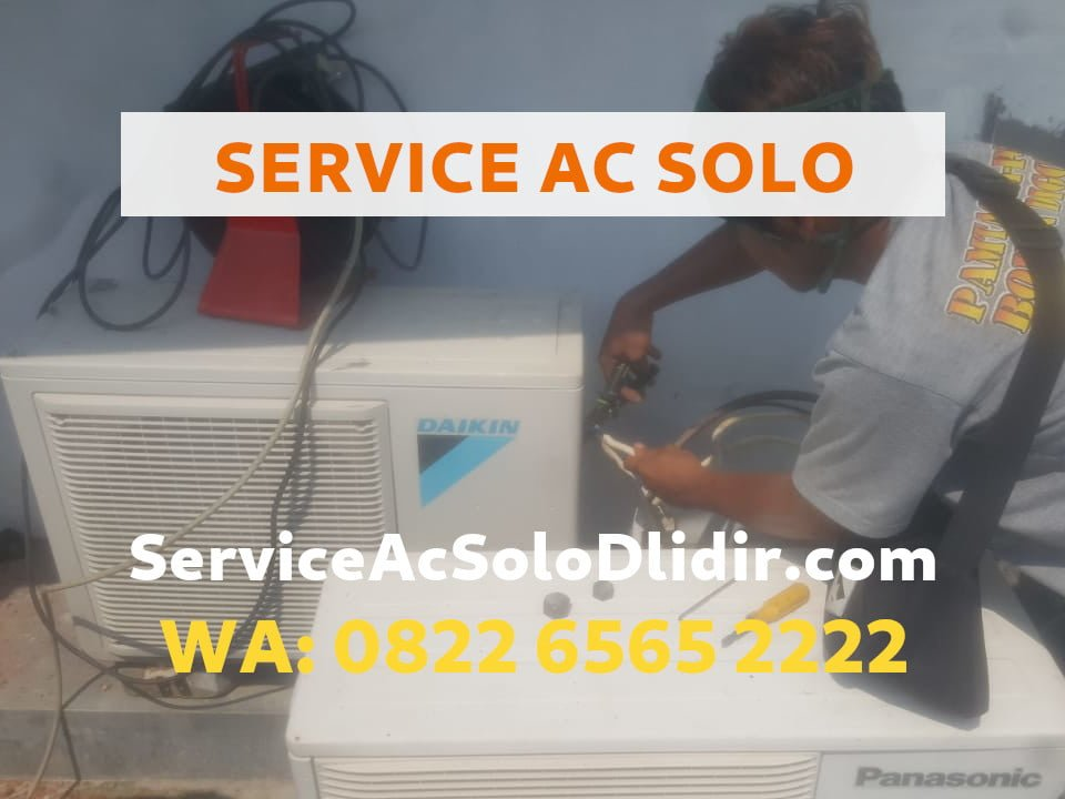 Jasa Service AC Ruangan di Sragen Menangani Berbagai Jenis Kerusakan AC