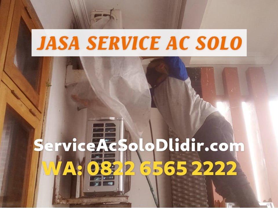 Service AC Ruangan Pasar Kliwon Kota Solo Terpercaya
