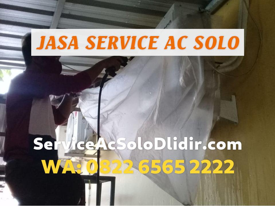 Service AC Ruangan Banjarsari Solo Murah Terpercaya