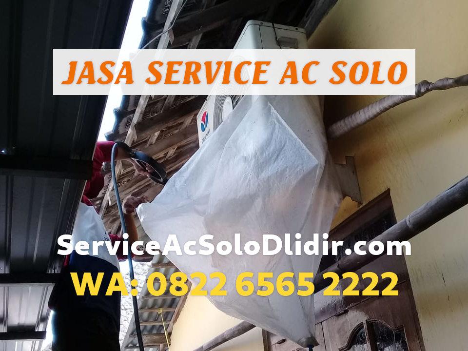 Service AC Ruangan Laweyan Solo Teknisi Panggilan 24 Jam