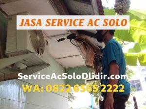 Ongkos Service AC Ruangan Kartasura Murah dan Berkualitas