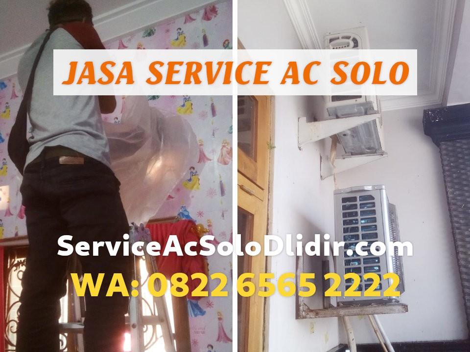 Service AC Ruangan Jebres Solo Terdekat dan Terpercaya